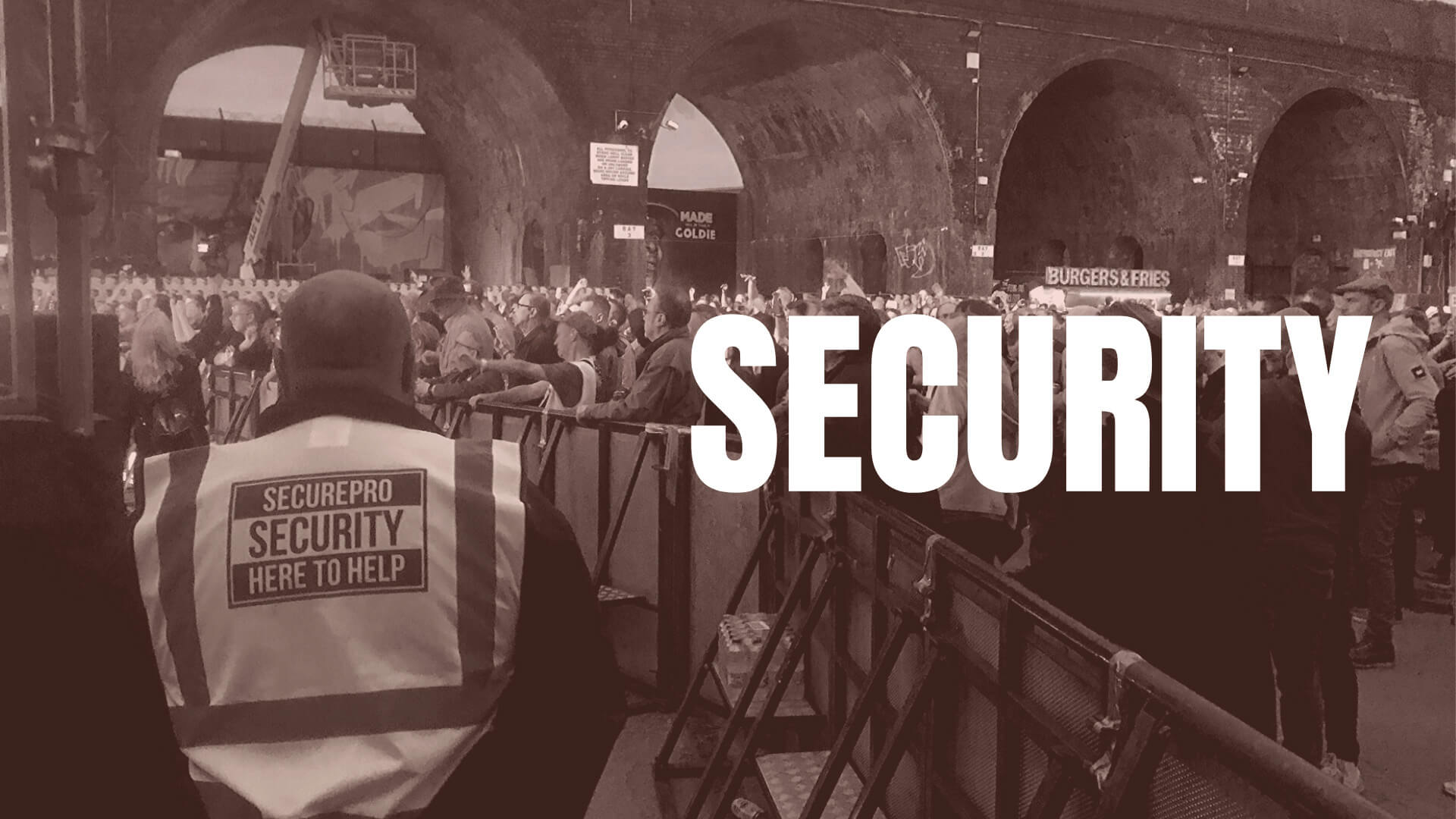 Security Services from SecurePro