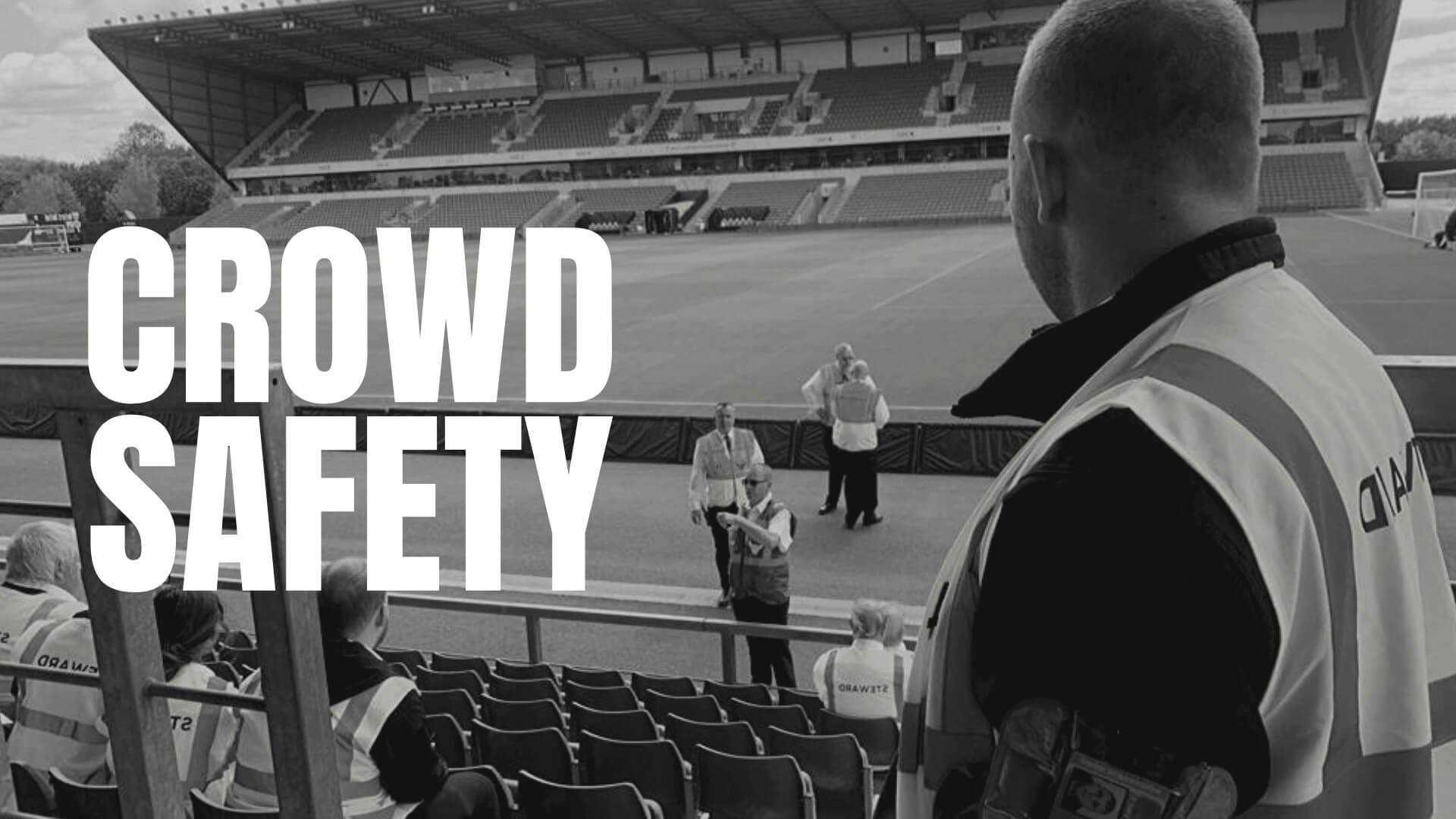 Crowd Safety Services from SecurePro