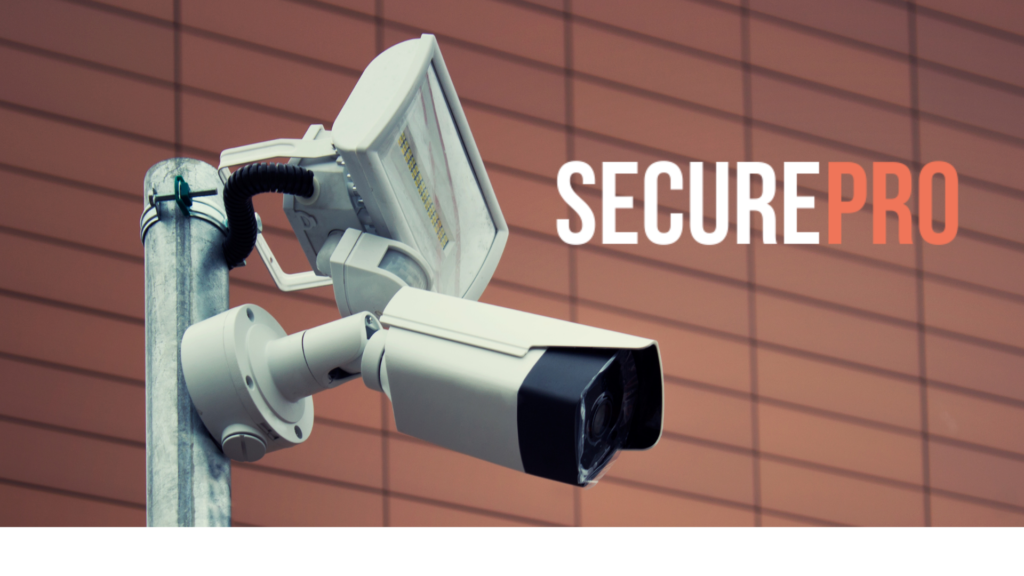 CCTV Monitoring SecurePro