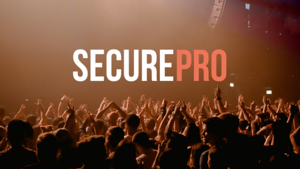 SecurePro Event Security Services