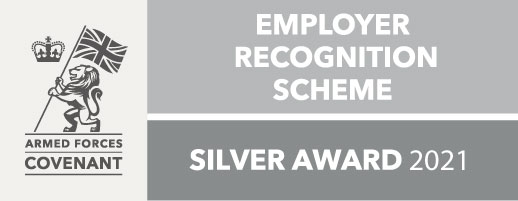 armed forces covenant employee recognition scheme